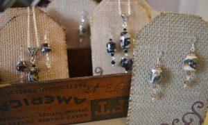 lampwork glass jewelry